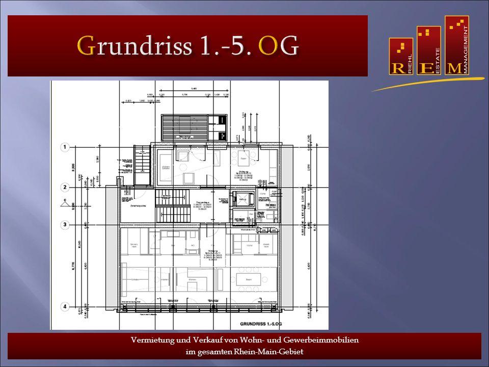 Vermietung und Verkauf von Wohn- und Gewerbeimmobilien im gesamten Rhein-Main-Gebiet