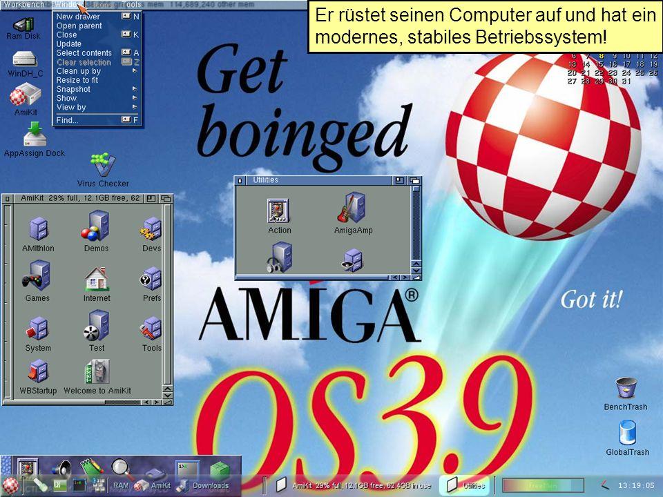 Für Weitere Informationen zu den Commodore- Computern besuchen Sie bitte meine Homepage: Mit freundlicher Unterstützung von www.classiccomputer.de.