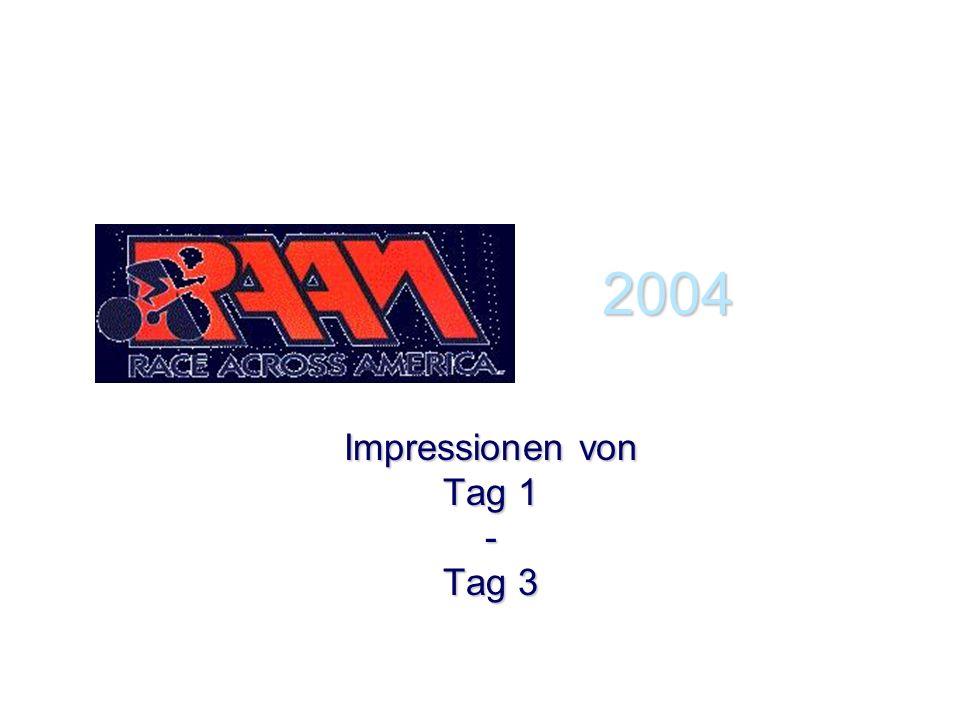 2004 2004 Impressionen von Tag 1 - Tag 3