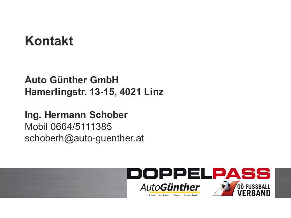 Kontakt Auto Günther GmbH Hamerlingstr. 13-15, 4021 Linz Ing.