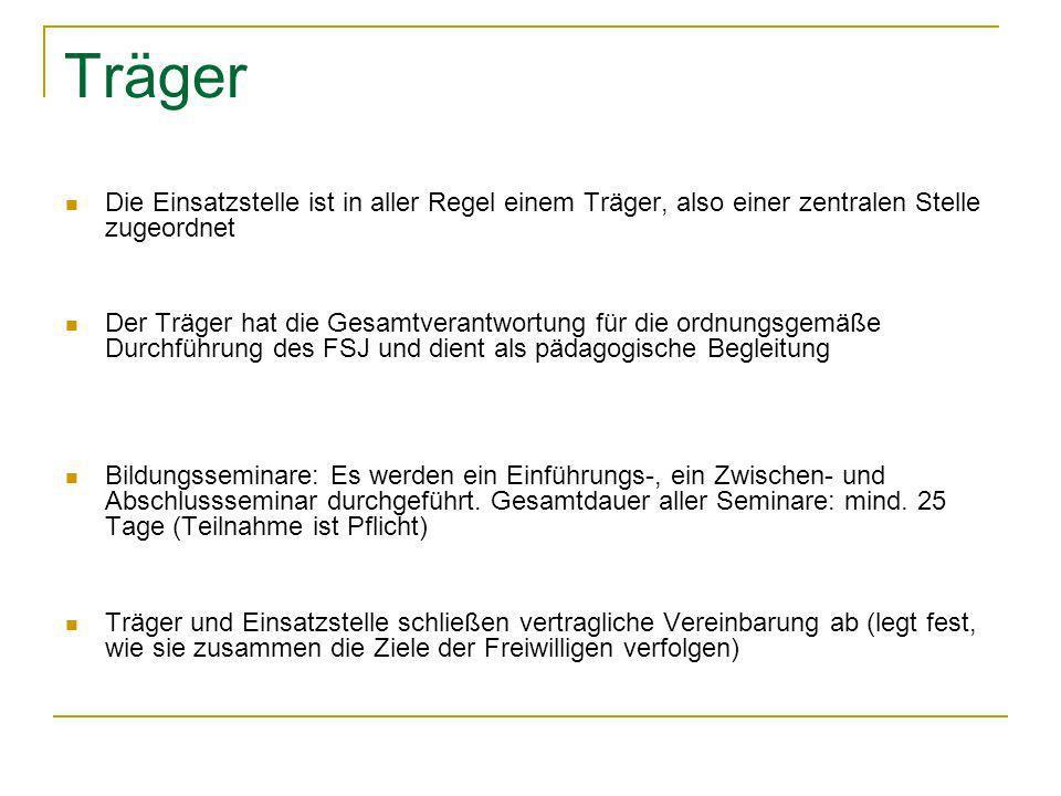 Das Freiwillige Ökologische Jahr Gliederung: Allgemeines Das FÖJ..