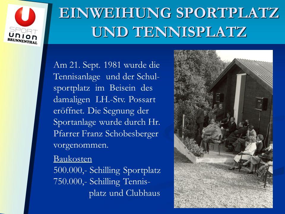 UNSERE LANDESMEISTER Bei den im Mai 2007 durchgeführten LATUSCH- Bewerben in Ried errangen die Mädchen der Union Brunnenthal den Landesmeistertitel.