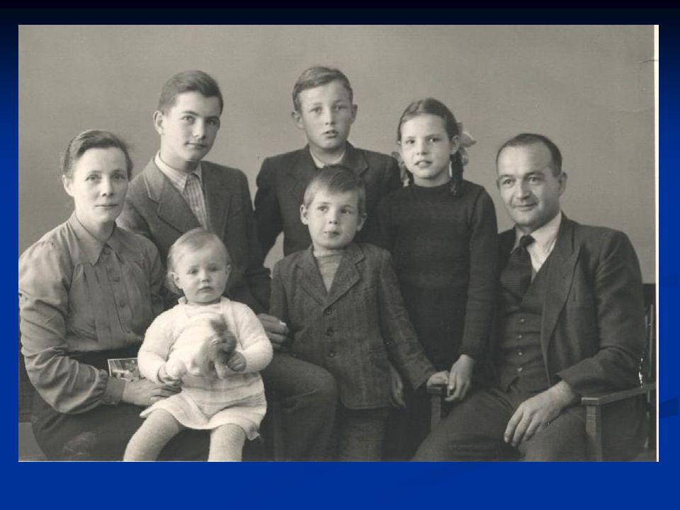 Anna Michel übernahm die Verantwortung des Geschäftes und die für Ihre Familie mit 5 Kindern gleichermassen.