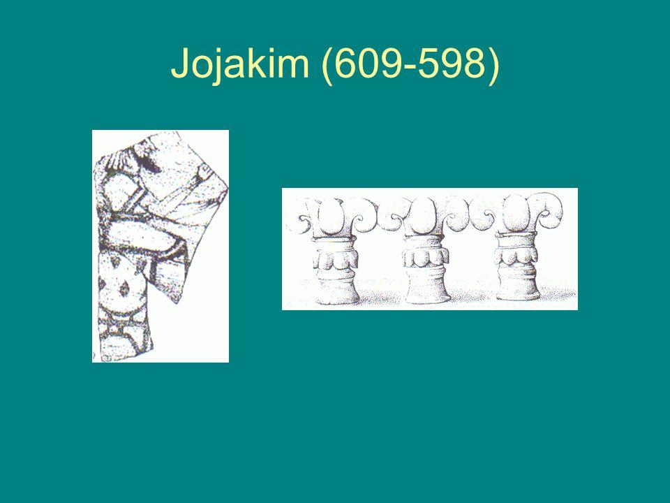 Jojakim (609-598)