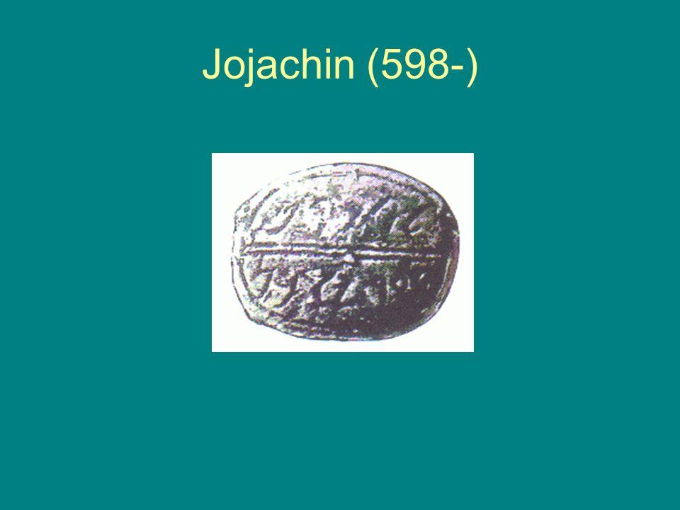 Jojachin (598-)