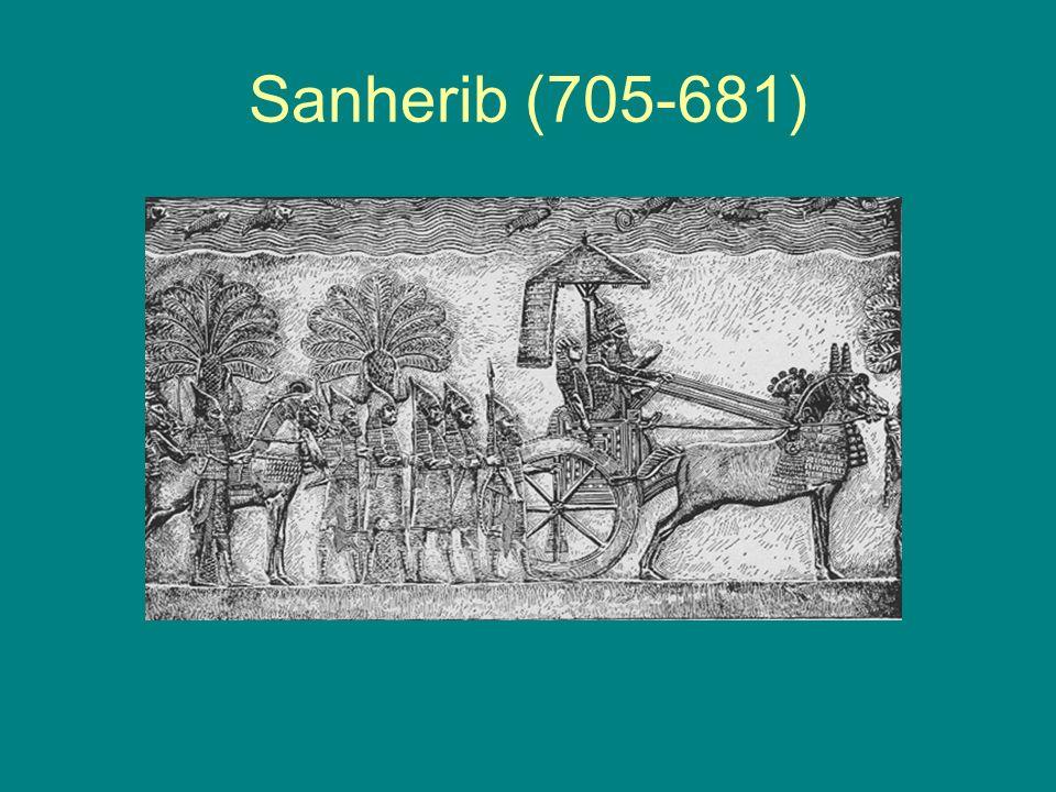 Sanherib (705-681)