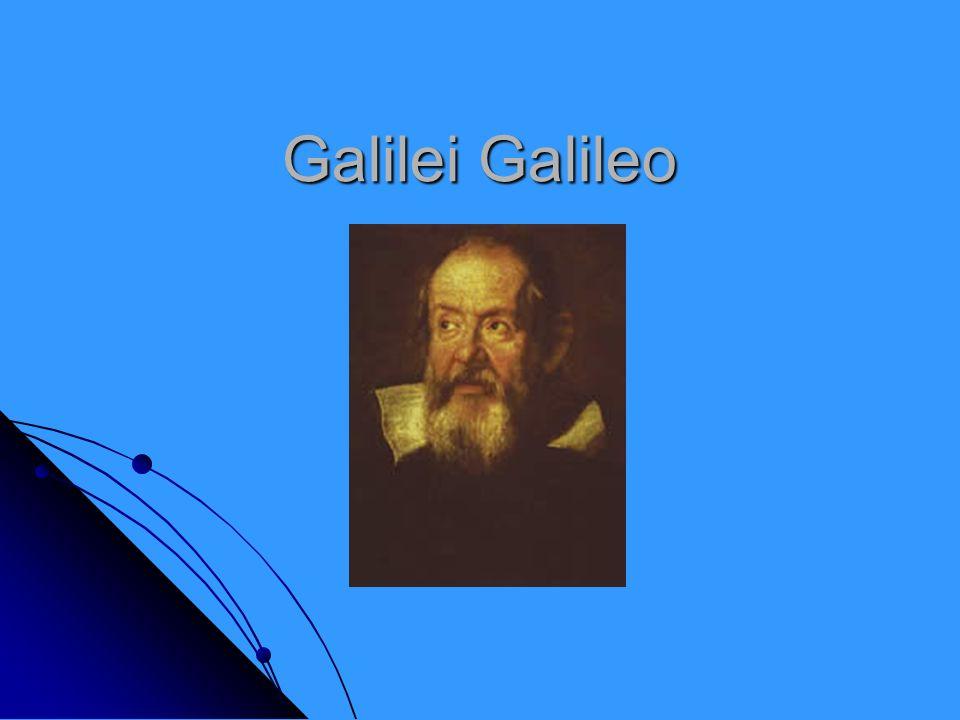 Lebenslauf Galileo Galilei wurde am 15.