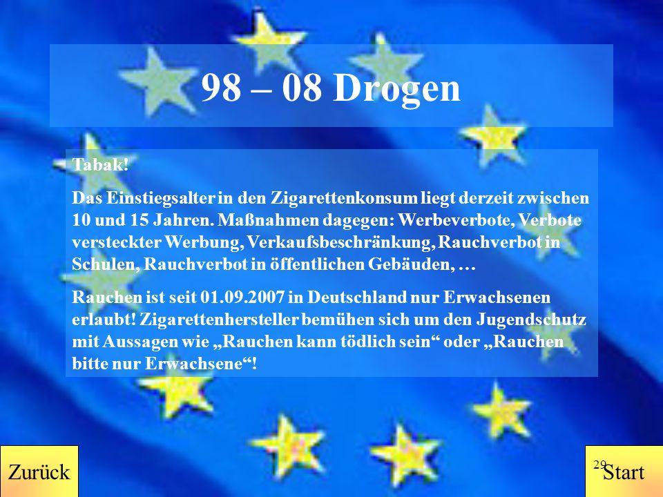 StartZurück 28 98 – 08 Rolle der Frau Mit dem Zusammenbruch der DDR änderte sich viel an der Stellung der Frau.