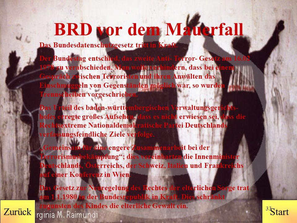 StartZurück 32 Jugendpolitik in der DDR Das wichtigste Erziehungsziel der Sozialistischen Einheitspartei Deutschlands (SED) war die Jugendlichen zu sozialistischen Persönlichkeiten zu erziehen Gekennzeichnet vom Staat durch folgende Attribute Höhere Bildung Liebe zur Arbeit und zum arbeitendem Menschen Fleiß Treue zu den sozialistischen Idealen Disziplin Die Jugend der DDR sollte gewisse politische und gesellschaftliche Eigenschaften entwickeln, um gewisse Erfordernisse des Staates zu erfüllen.