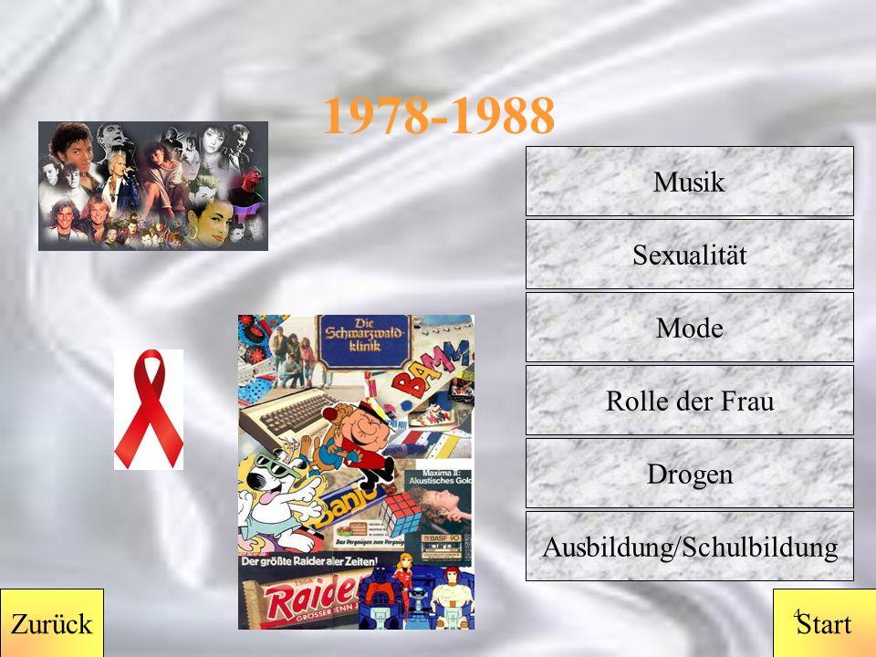 StartZurück 3 1968-1978 Die erheblich gesellschaftliche Sprengkraft der Jugendprotestkultur der späten sechziger bis frühen siebziger Jahre lag vor allem darin, dass die politische Diskussion mit einer Revolution des Lebensstils Hand in Hand ging.