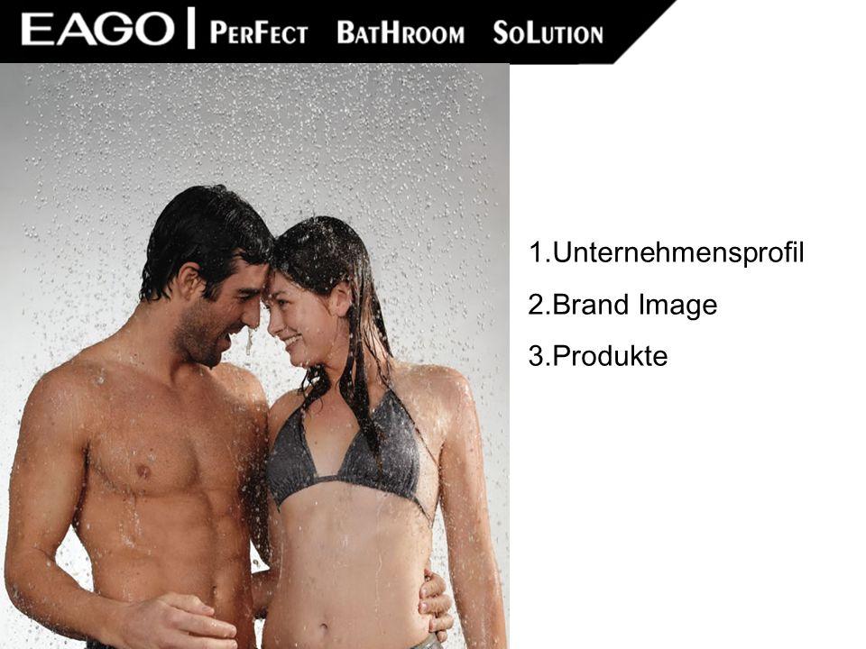 1.Unternehmensprofil 2.Brand Image 3.Produkte