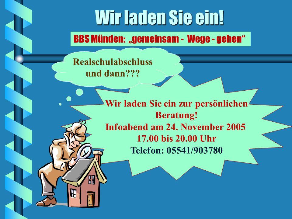 Fachhochschulreife an den BBS Münden b FOS Wirtschaft b FOS Verwaltung und Rechtspflege (Schwerpunkt Polizeivollzugsdienst b FOS Technik (Schwerpunkt