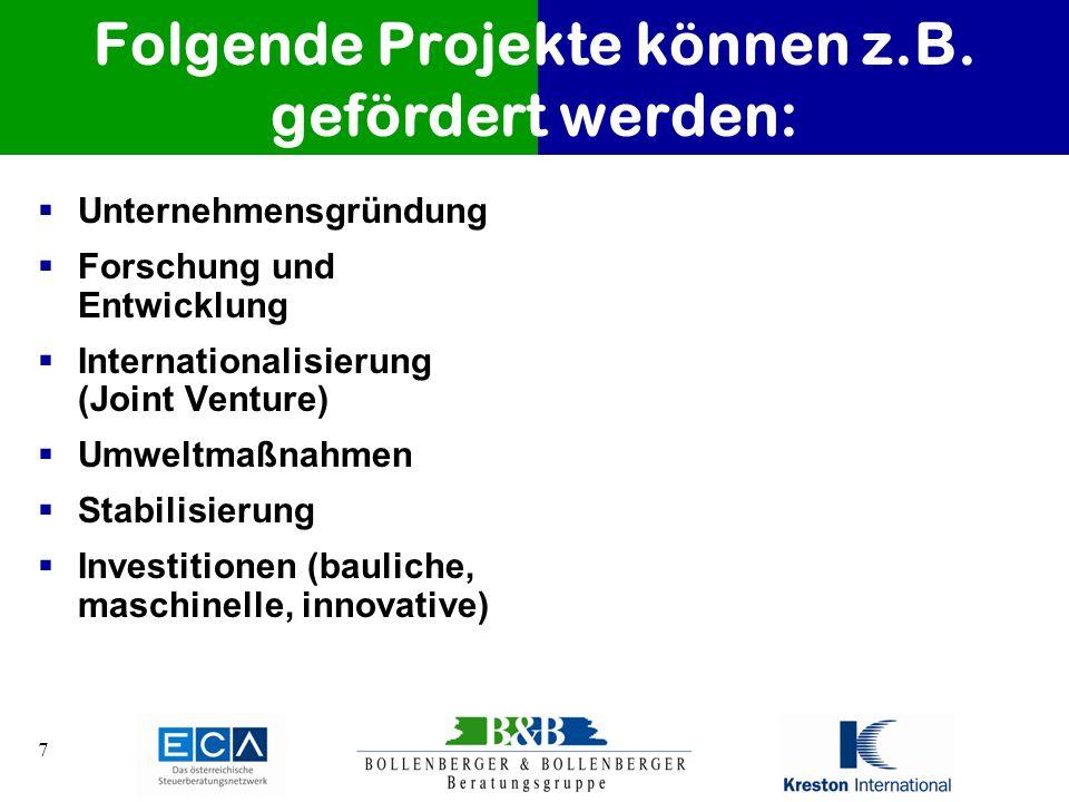 18 Implacementstiftung AMS- Basisfinanzierung: Stiftungsarbeitslosengeld für gesamte Ausbildungsdauer.