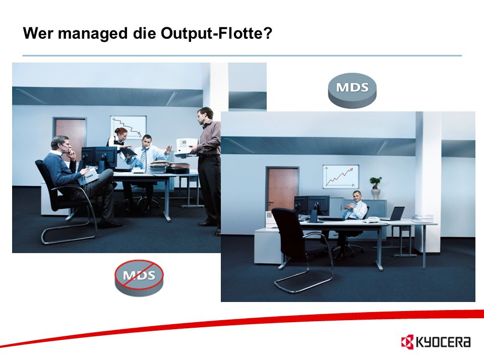 11 Wer managed die Output-Flotte?