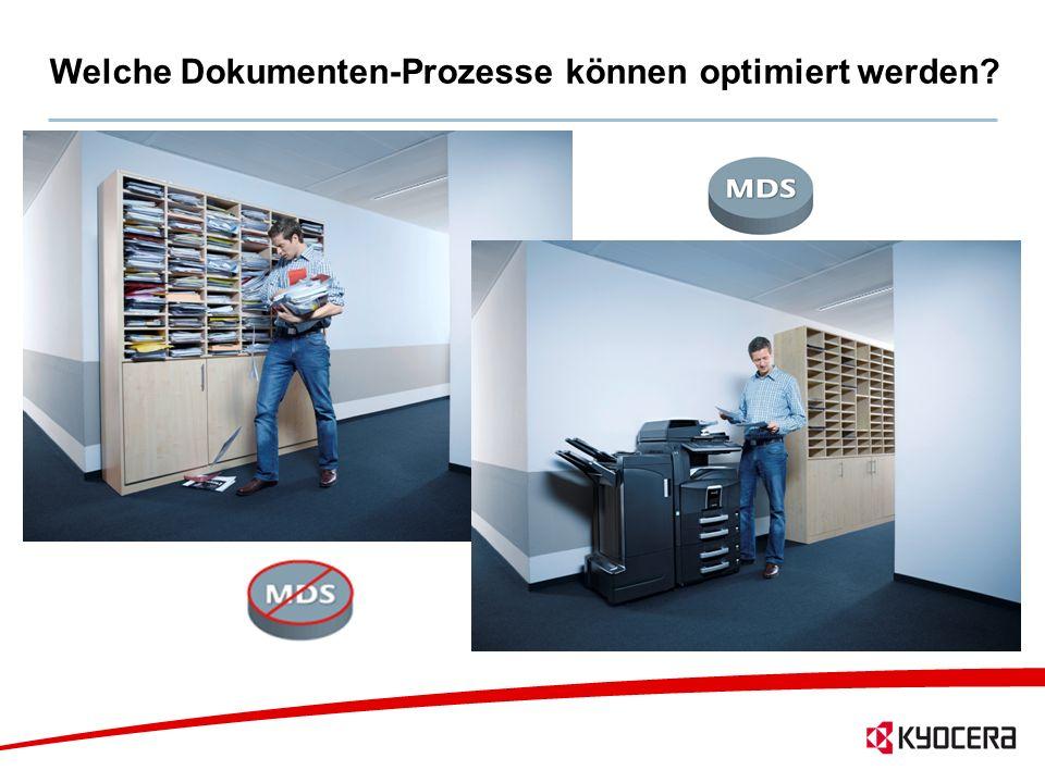 8 Welche Dokumenten-Prozesse können optimiert werden?