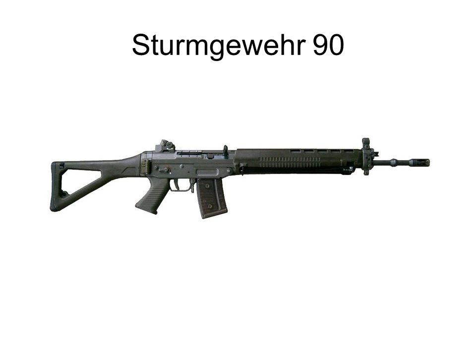 Sturmgewehr 90