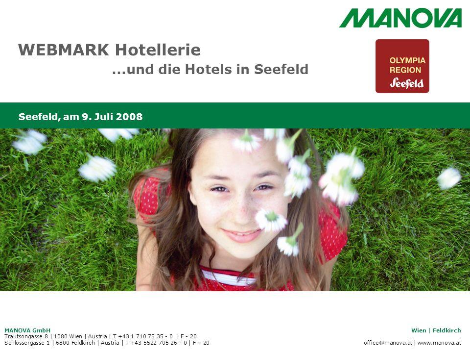 Seite 2 WEBMARK Hotellerie – eine Idee entwickelt sich weiter Integration des ÖHT-Ratings 130 Ringhotels schließen sich dem österreichischen Benchmarking- System WEBMARK Hotellerie an Hogast Best for People vertraut auf WEBMARK Hotellerie ÖHV-Destinationsstudie nützt WEBMARK als Erhebungstool WEBMARK ist die umfangreichste und aktuellste Datenbank zur Hotellerie -208 WEBMARK Hotellerie – Teilnehmer, etwa 2.000 Bilanzen, ca.