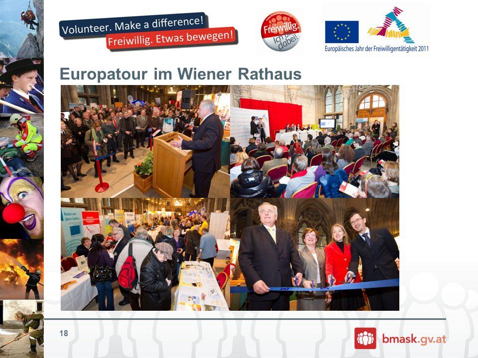 Europatour im Wiener Rathaus 18