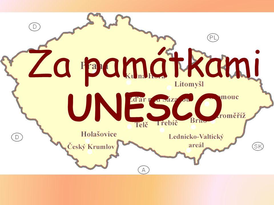 Za památkami UNESCO