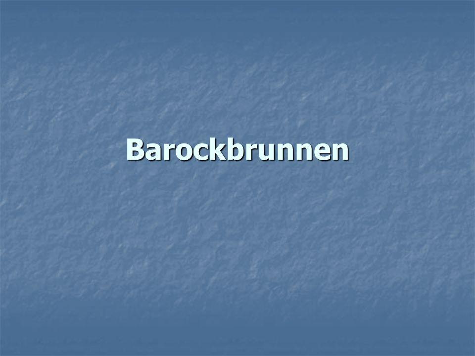 Barockbrunnen