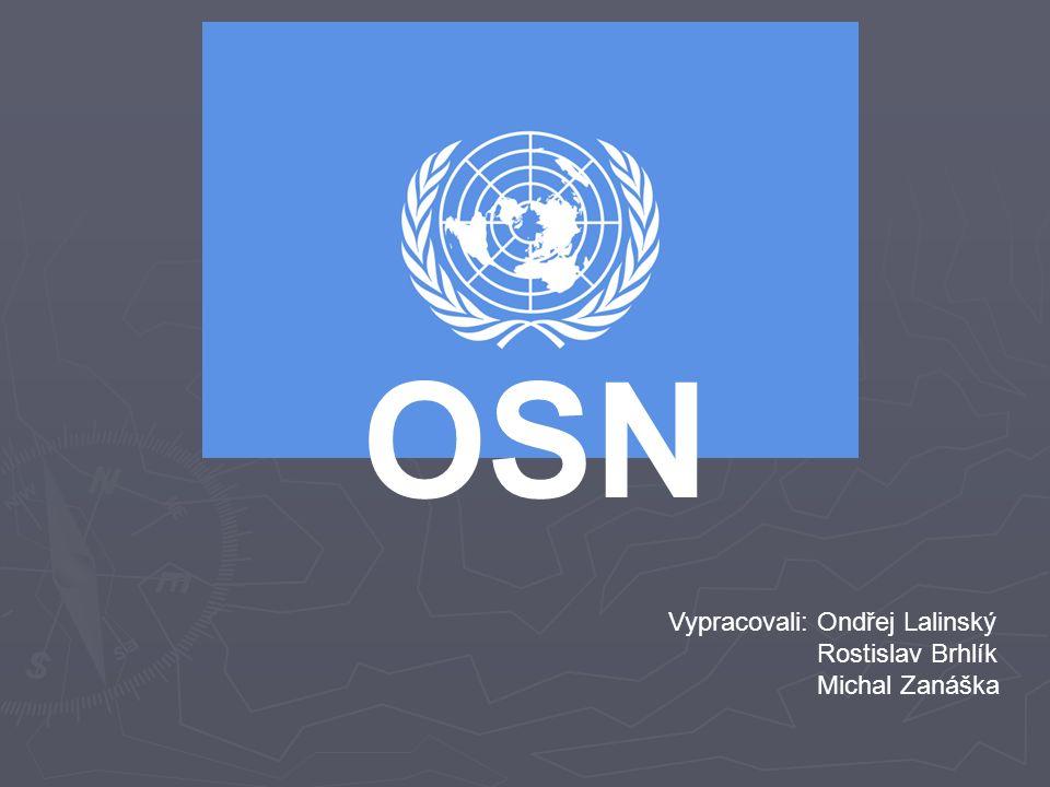 Die Vereinten Nationen ist Internationale Organisation, durch völkerrechtlichen Vertrag gegründete, von Staaten getragene Einrichtung, die über Organe zur Verfolgung gemeinsamer Ziele verfügt.