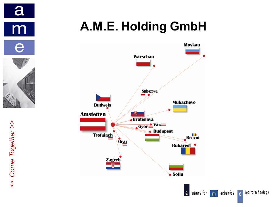 A.M.E. Holding GmbH >