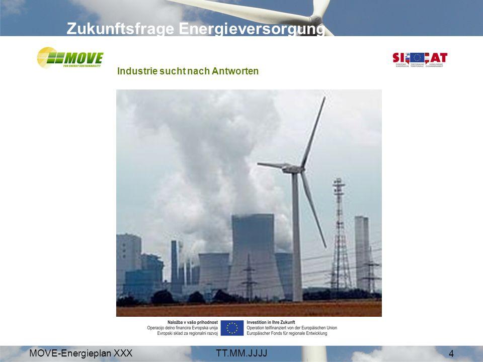 MOVE-Energieplan XXXTT.MM.JJJJ 5 Stabilisierung der Energiepreise Windstrom senkt die Großhandelspreise Quelle: IG Windkraft, September 2007