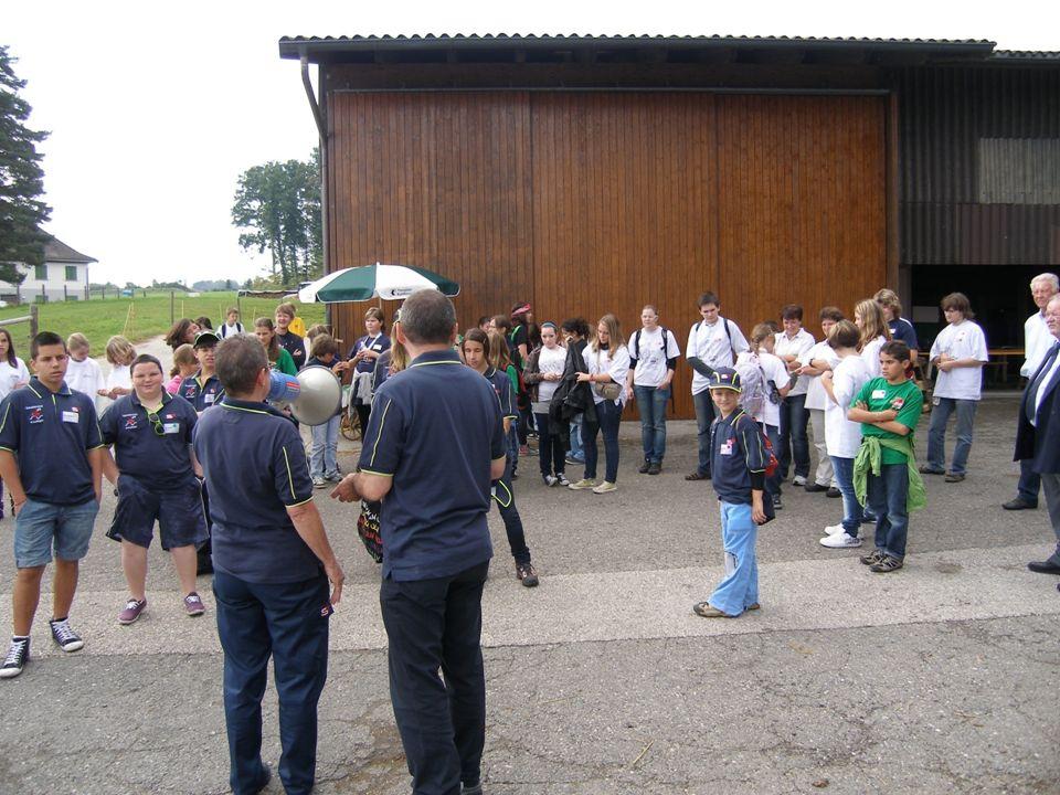 Samariterverband Thurgau Präsidentenkonferenz 2011 Traktandum 3 Sanitätszüge 2012
