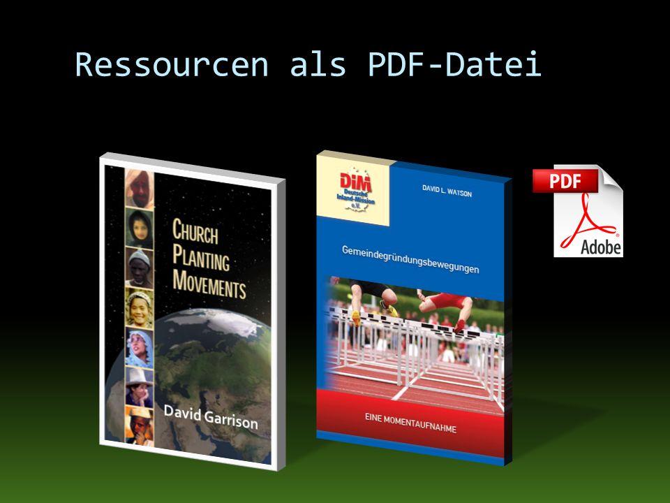 Ressourcen als PDF-Datei