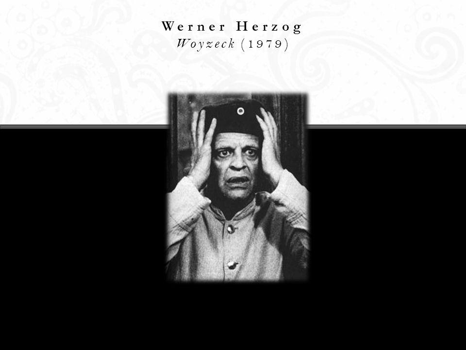 Werner Herzog Woyzeck (1979)
