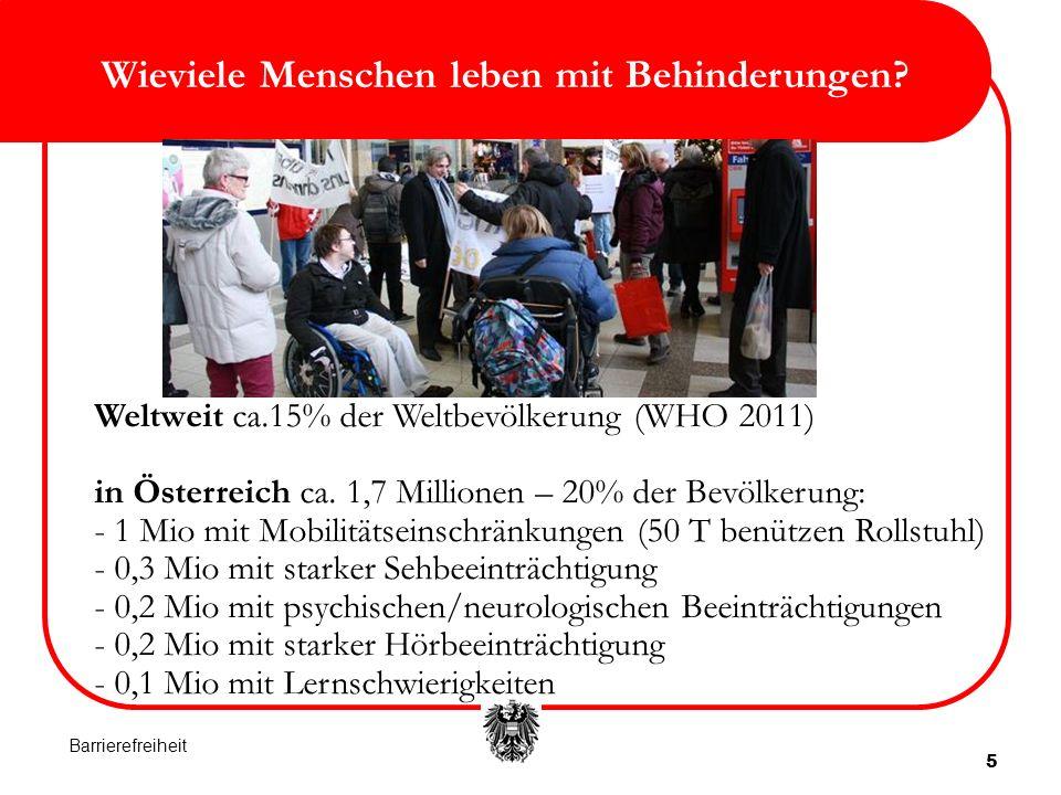 5 Wieviele Menschen leben mit Behinderungen.