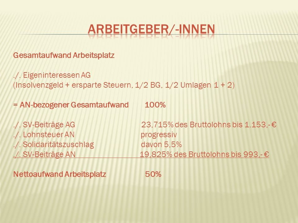 Bruttoeinkünfteniedrig Øhoch./.Einkommensteuerprogressivprogressiv progressiv./.