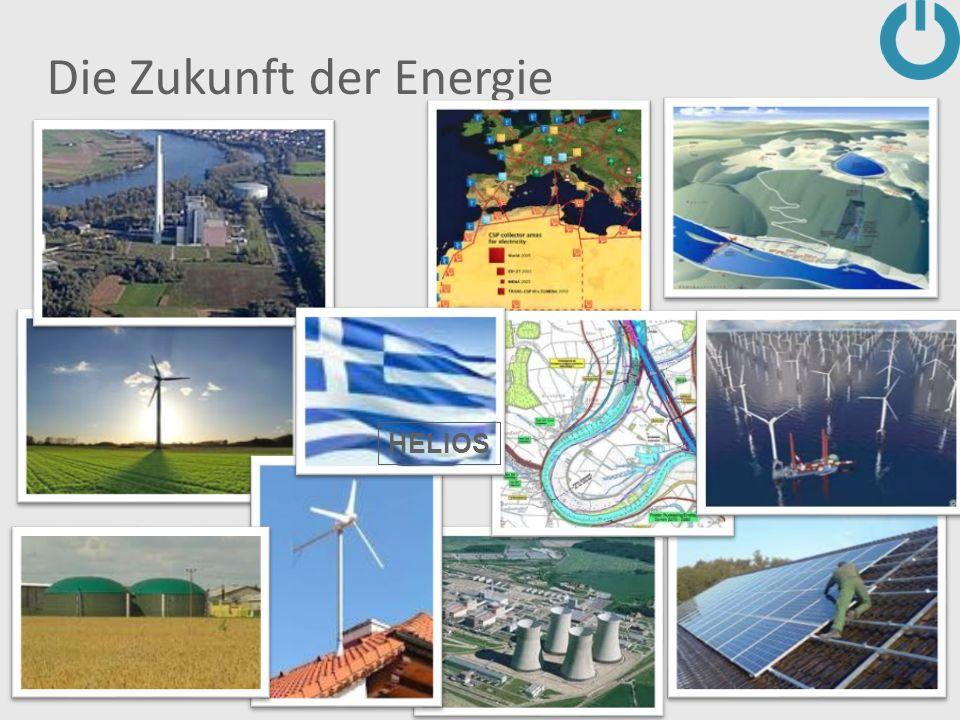 Die Zukunft der Energie HELIOS