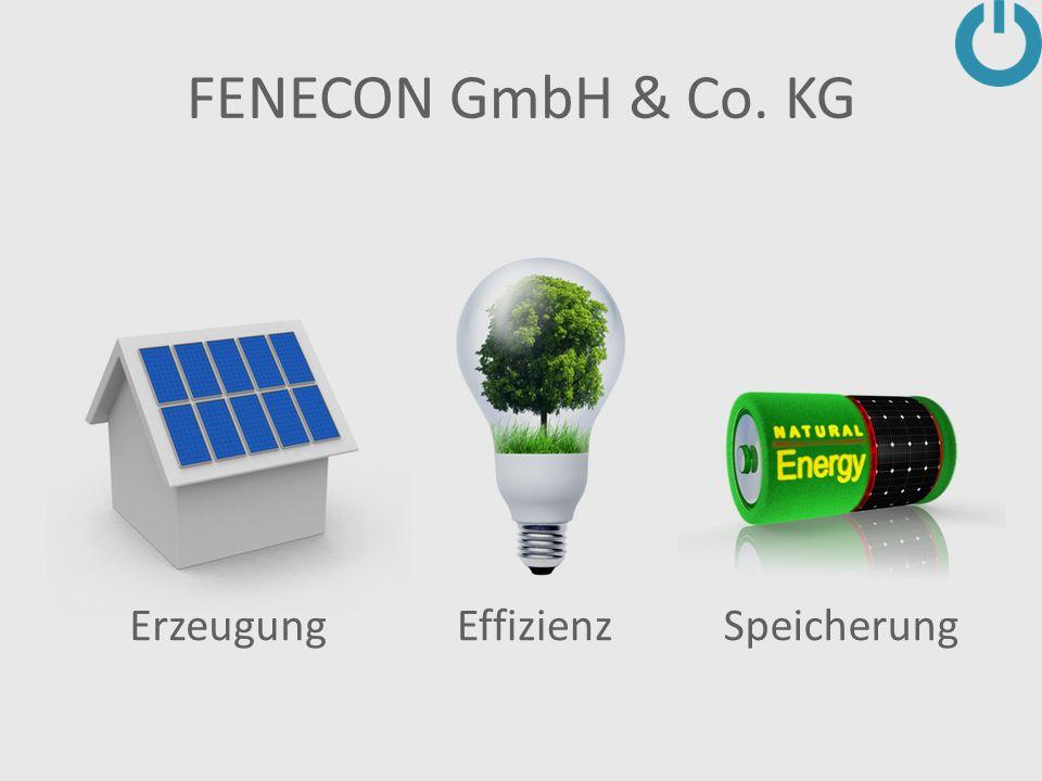 FENECON GmbH & Co. KG ErzeugungEffizienzSpeicherung
