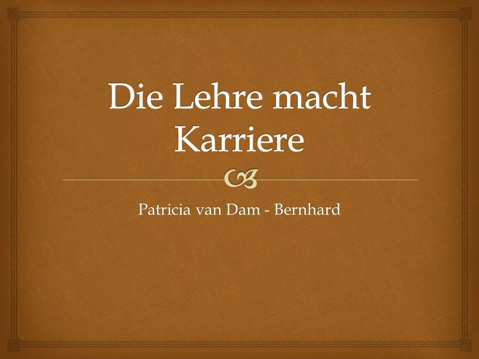 Patricia van Dam - Bernhard
