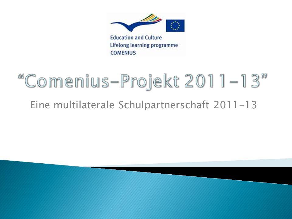 der Comenius-Schulpartnerschaften: Europa nicht nur wissen, sondern auch