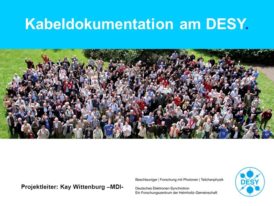 Projektteam Anwender Projektleiter Kay Wittenburg (MDI), A.