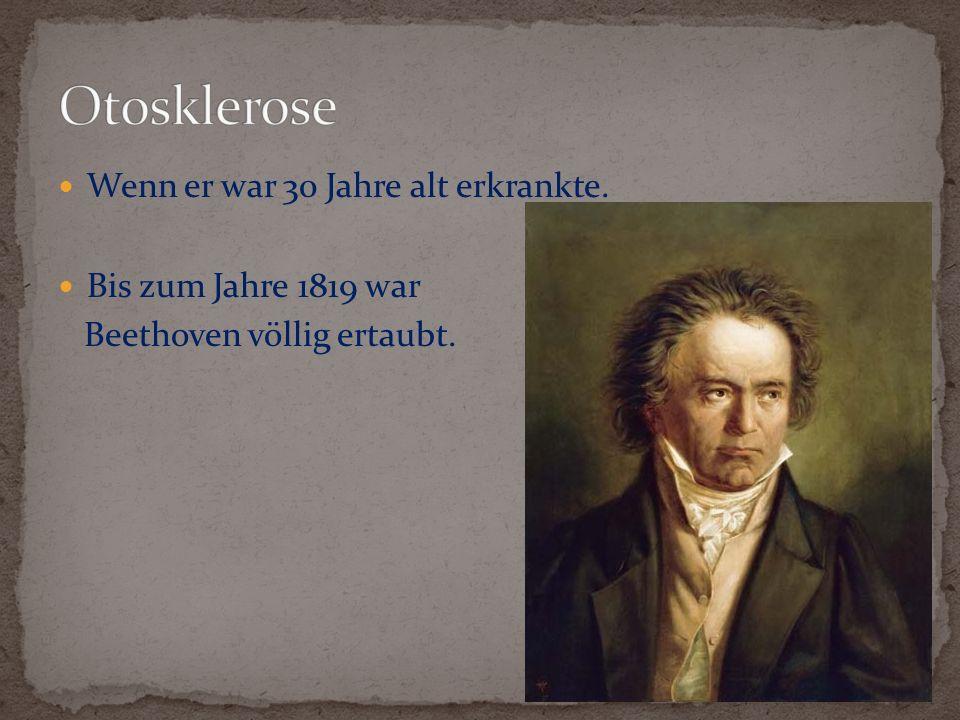 Er schuf: - 9 Sinfonie - 5 Klavierkonzerte - Tripelkonzert, Violinkoonzert - Oper, Oratorium - Kammermusik, Klavierwerke - Ballette und Bühnenmusiken - für Elizabeth - für Elizabeth