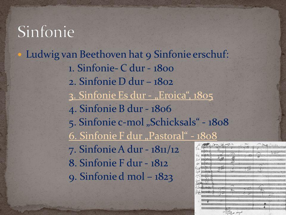 In der diese Sinfonie sich befinden Hymne Europäische Gemeinschaft.
