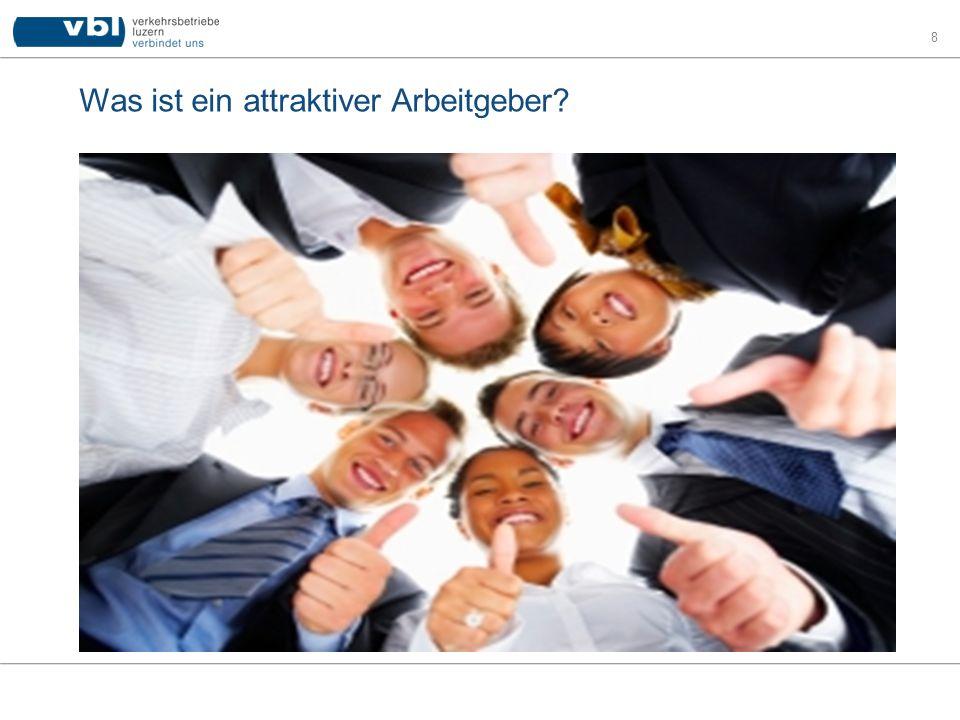 Was ist ein attraktiver Arbeitgeber? 8