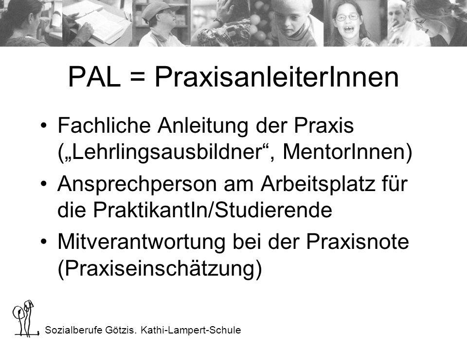 Sozialberufe Götzis. Kathi-Lampert-Schule