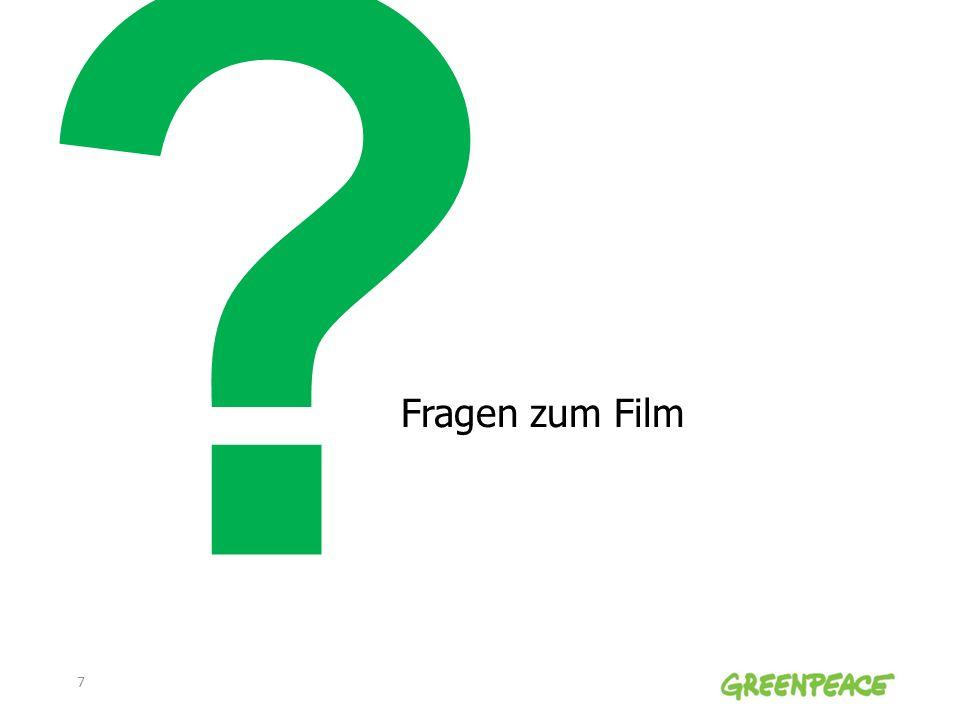 ? Fragen zum Film 7