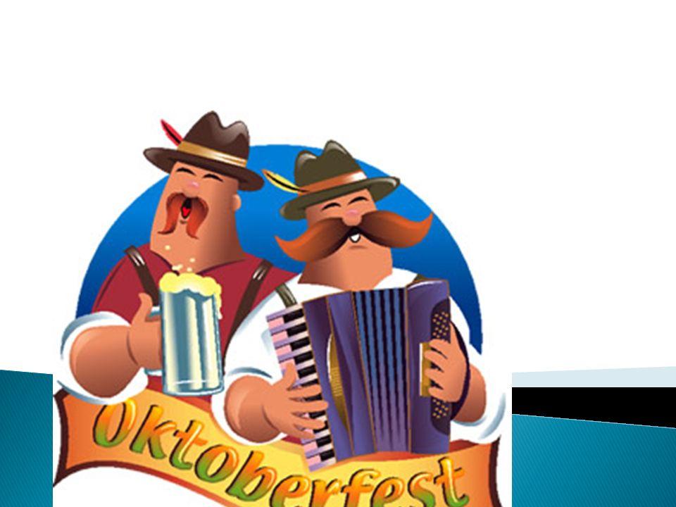 Das Oktoberfest in München ist eines der größten Volksfeste der Welt.