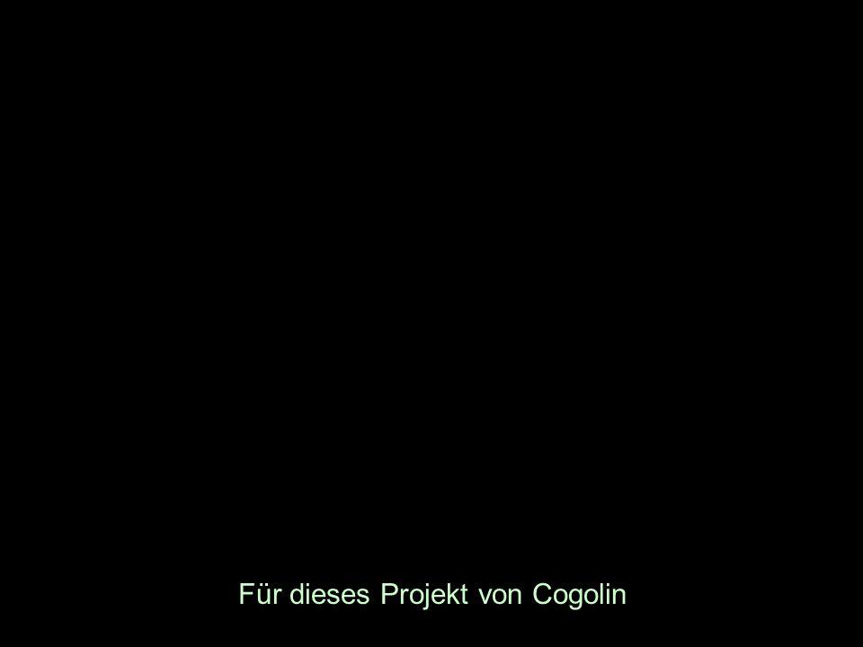 Für dieses Projekt von Cogolin