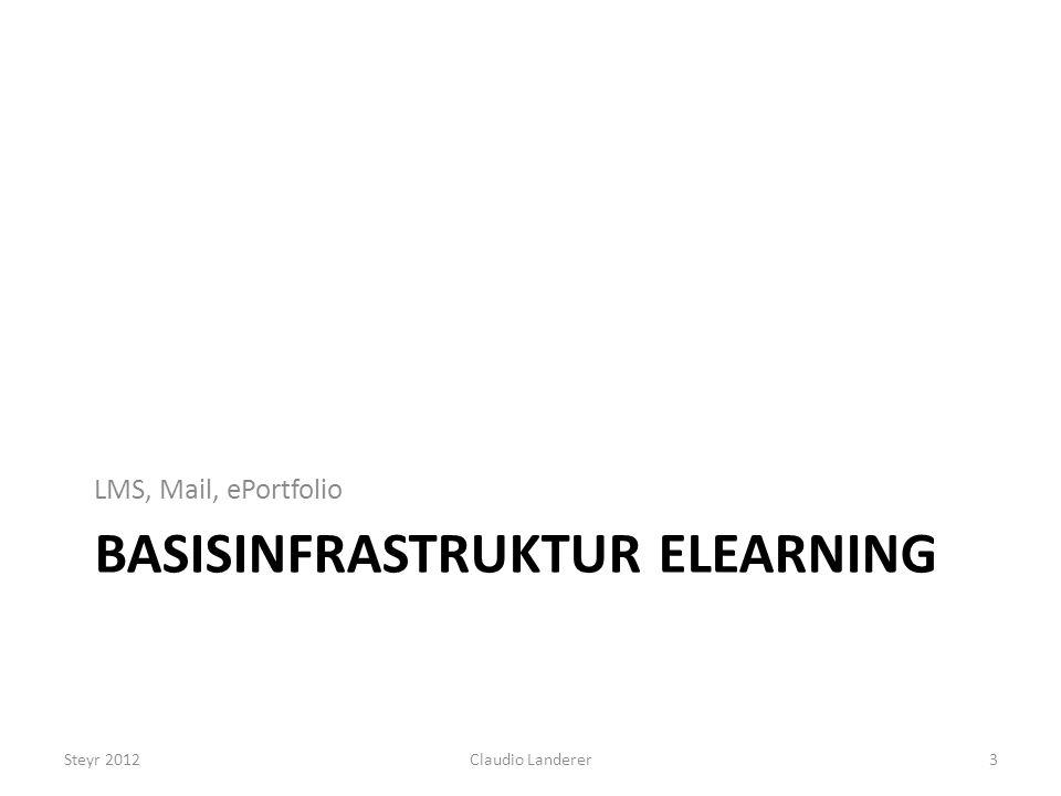 Geplante Maßnahmen Ursachenforschung bezüglich Lehrerakzeptanz – Bakkalaureatsarbeit (PHT) zur Ursachenforschung für die Ablehnung von Laptopklassen im Lehrkörper – Hypothesen und Fragebogen fast fertig ausgearbeitet – Befragung aller Laptopklassen-Lehrer in der nächsten Woche Schulentwicklungsstrategie muss angepasst werden – SCHILFs zur Didaktik und Methodik in Laptopklassen ab nächstem Schuljahr – Themen: Kompetenzbasierung, konstruktivistische Methoden, Cool, eCool, EVA-Prinzip, Medienkompetenz als Unterrichtsprinzip – Verstärkte Zusammenarbeit mit Schulsozialarbeit und Schulpsychologie in den Bereichen Online-Suchtprävention und Mobbing – Anpassung der Schulordnung bezüglich Internetbenutzung Einsatz von Webfiltern und Firewallregeln sollte nicht nötig sein Steyr 201224Claudio Landerer