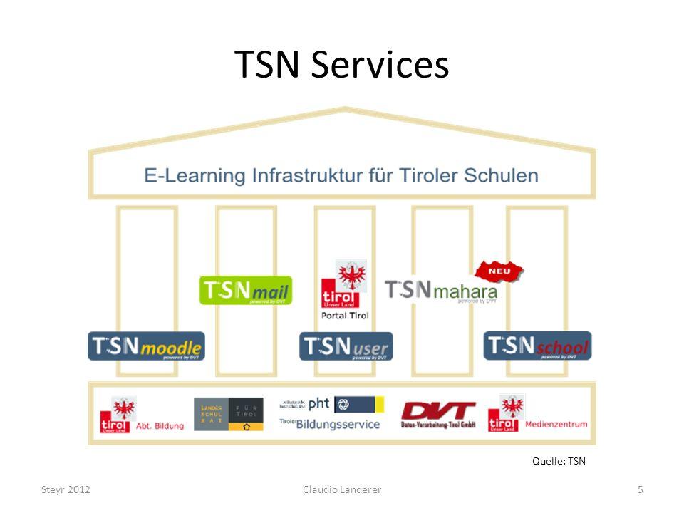 TSN Services Steyr 20126Claudio Landerer Quelle: TSN