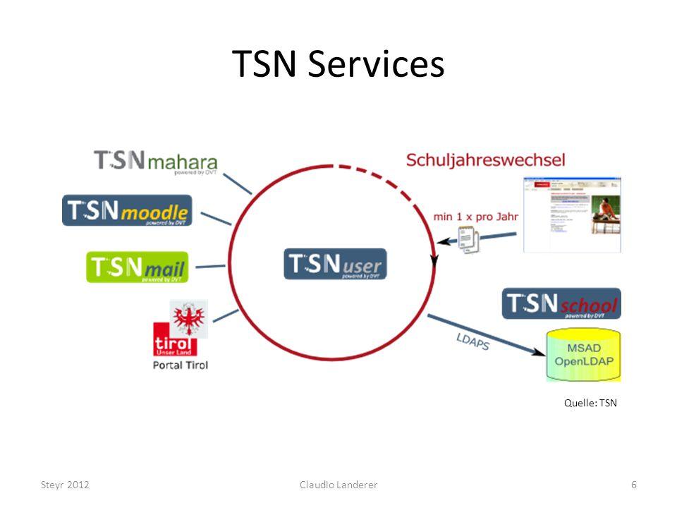 Vorteile der TSN Services Gratis Auslagerung – von LMS, ePortfolio, Mail (und auch Webspace) und ggf.