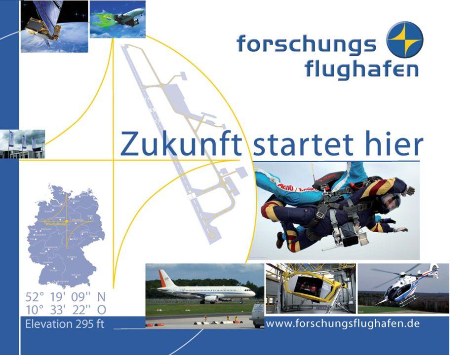 Nächstes Jahr fünf Zukunftswerkstätten im Rahmen von Mobile Ideen, eine am Forschungsflughafen
