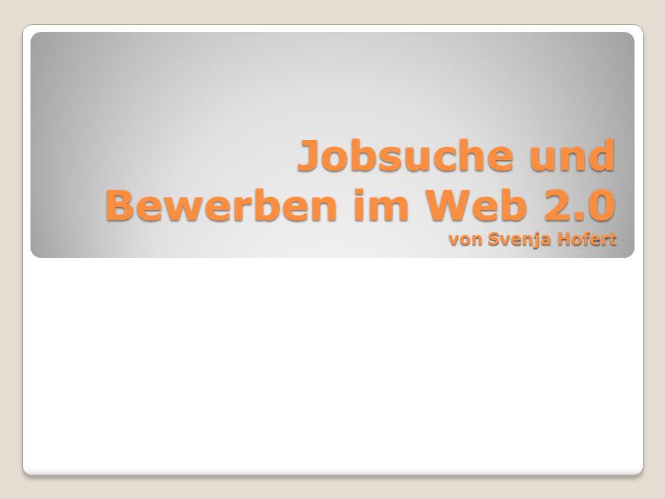Jobsuche 2.0
