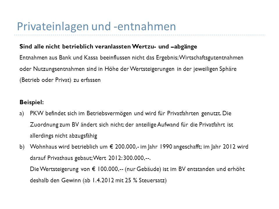 Fremdwährungskredite Fremdwährungskredite bei Betriebsvermögensvergleich § 4 Abs.